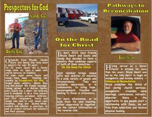 Propsectors For God Brochure